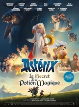 AVANT-PREMIERE - ASTERX ET LE SECRET DE LA POTION MAGIQUE