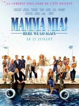 AVANT-PREMIERE: MAMMA MIA! HERE WE GO AGAIN