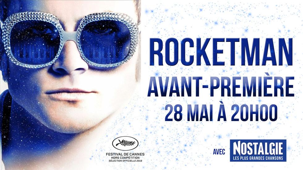 AVANT-PREMIÈRE - ROCKETMAN