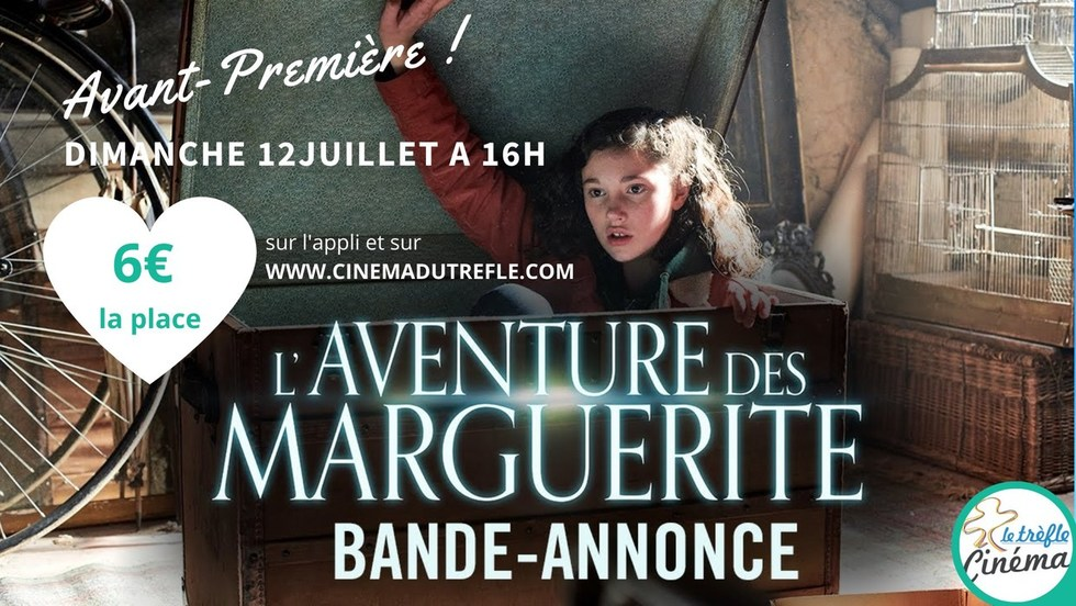 Avant première L'Aventure des Marguerite, avec Clovis Cornillac