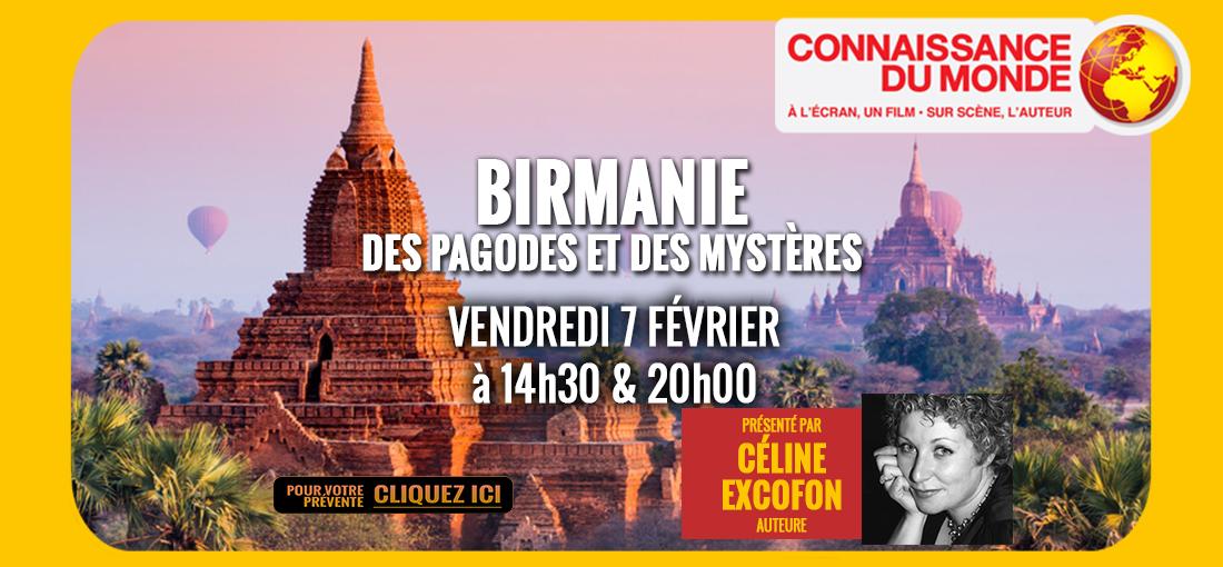 Photo du film BIRMANIE, Des pagodes et des mystères