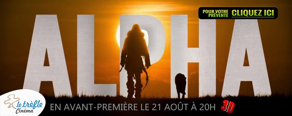 Photo du film Alpha en 3D