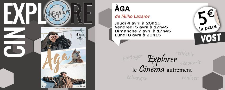 Photo du film Ága