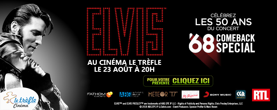 Photo du film Elvis Presley : 68 comeback special (CGR Events)