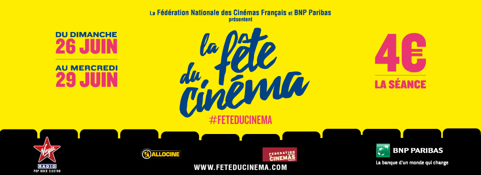 f�te du cinema 2016