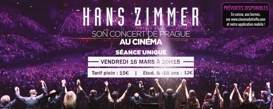Photo du film Hans Zimmer - Live in Prague (Pathé Live)