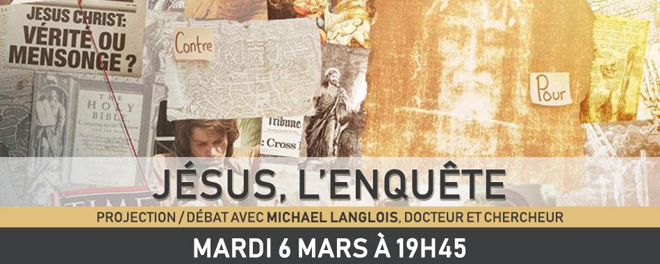Photo du film JESUS, L'Enquête