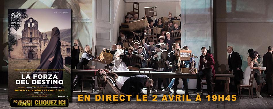 Photo du film La Forza del Destino (Royal Opera House)
