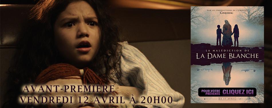Photo du film La Malédiction de la Dame blanche