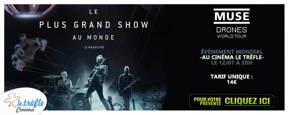 Photo du film Muse : Drones World Tour (Pathé Live)
