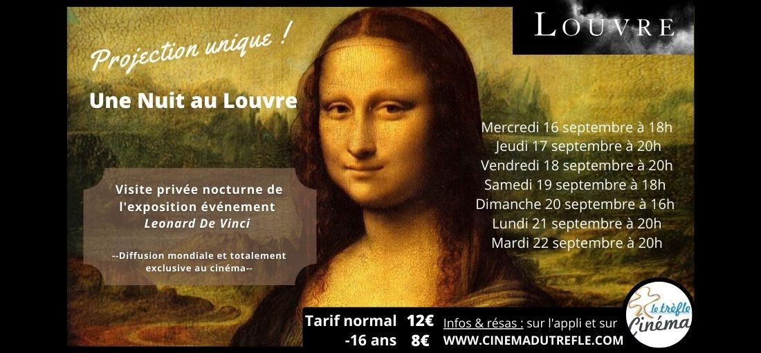 Photo du film Une nuit au Louvre: Léonard de Vinci