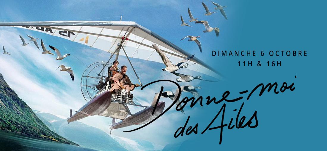 Photo du film Donne-moi des ailes