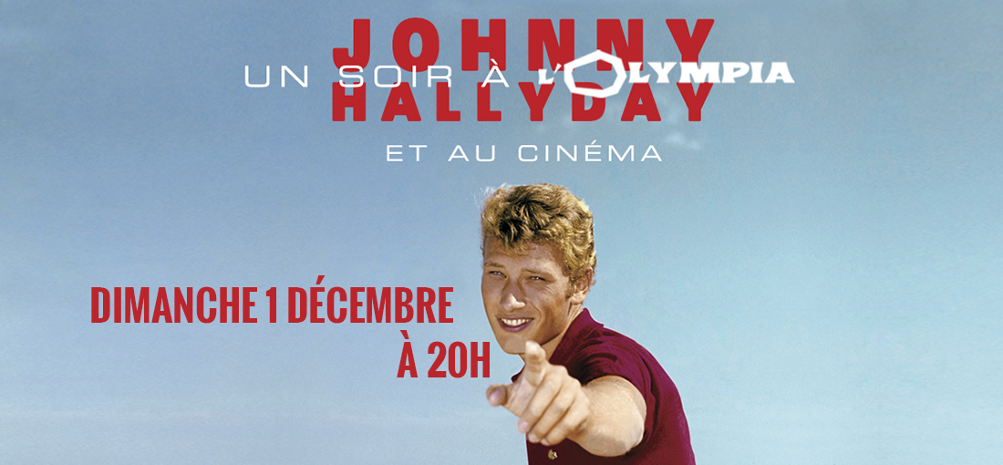Photo du film Johnny Hallyday : Un soir à l'Olympia
