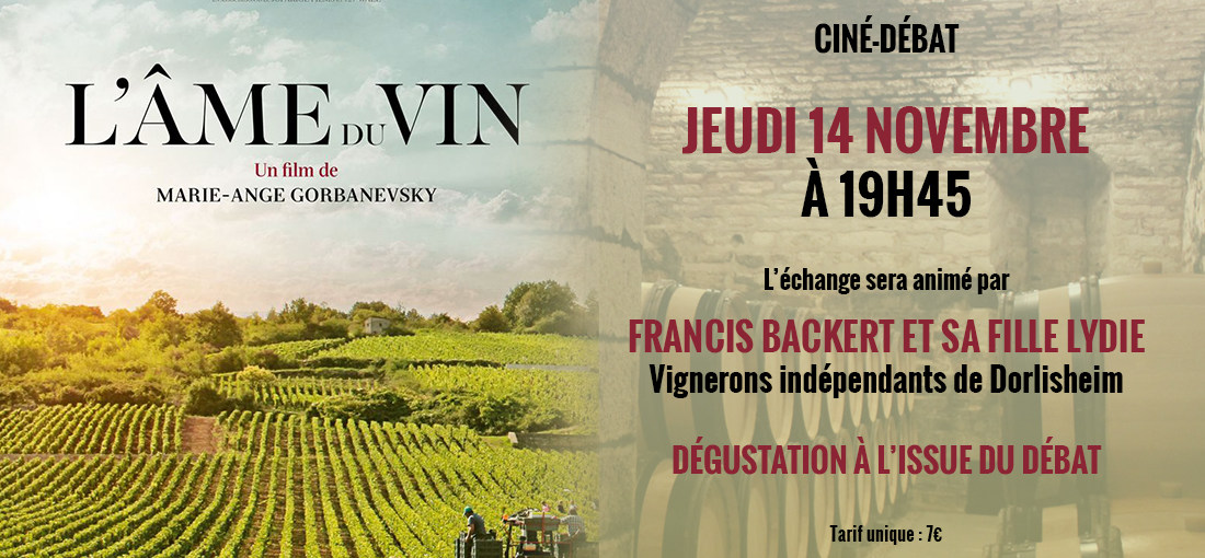 Photo du film L'Âme du vin