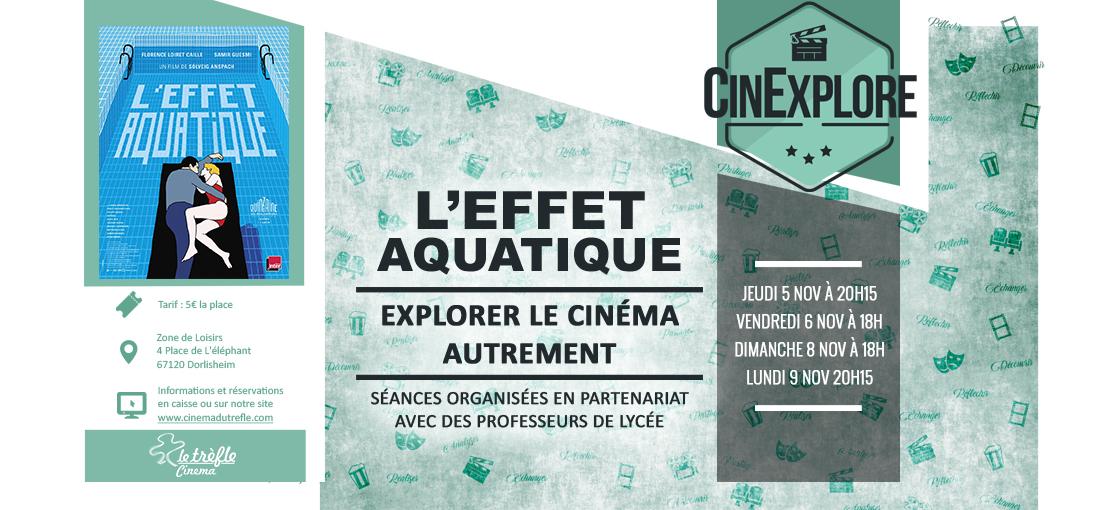 Photo du film L'Effet Aquatique