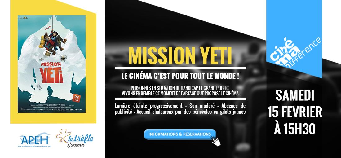 Photo du film Mission Yéti