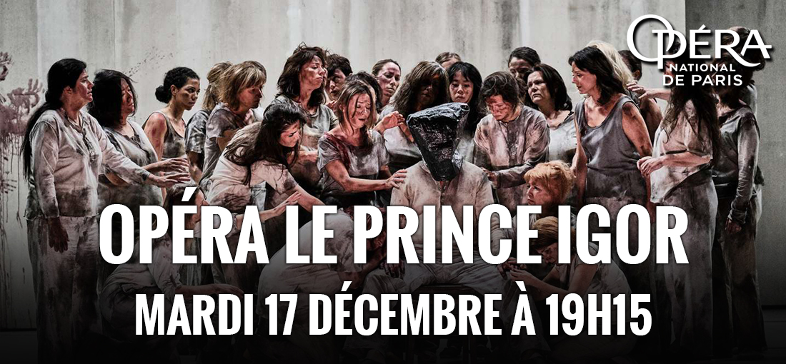 Photo du film Le Prince Igor (Opéra de Paris-FRA Cinéma)