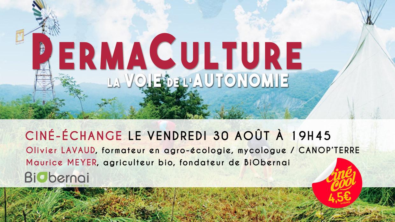 Photo du film Permaculture, la voie de l'Autonomie