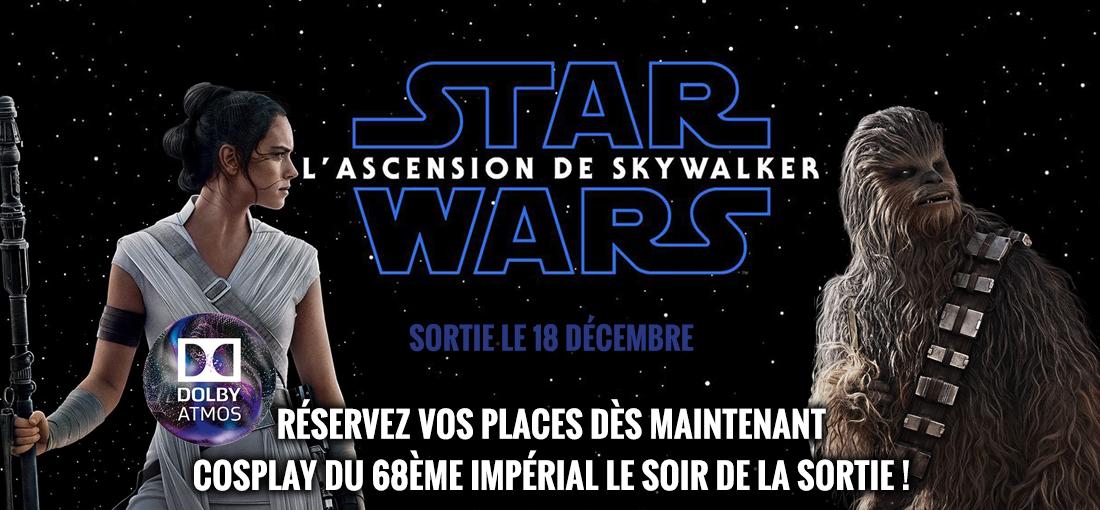 Photo du film Star Wars: L'Ascension de Skywalker en 3D