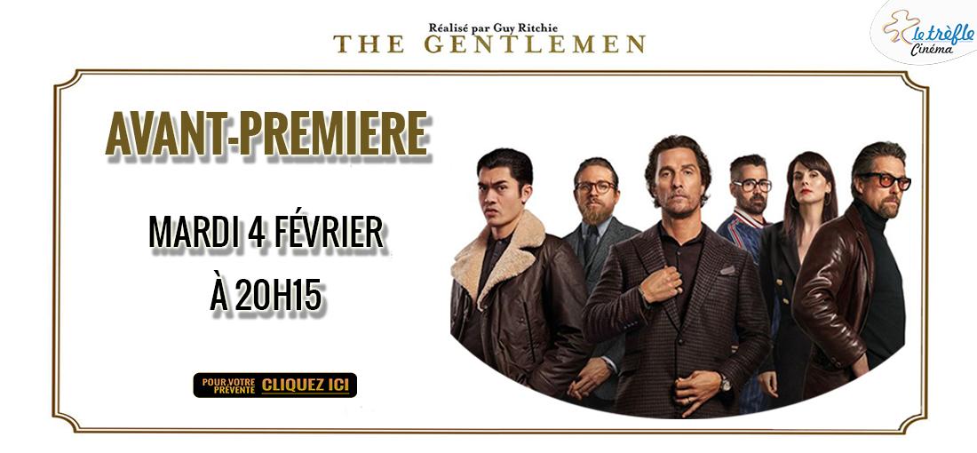 Photo du film The Gentlemen