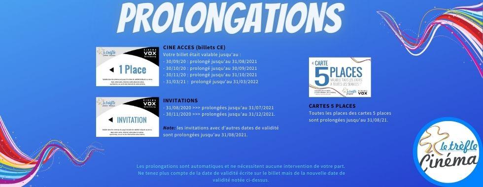 PROLONGATION CE