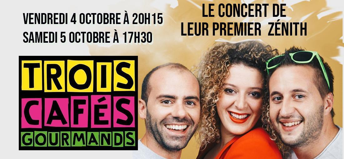 Photo du film Trois Cafés Gourmands au cinéma