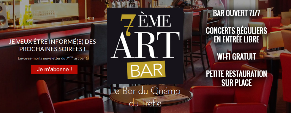 7eme art bar