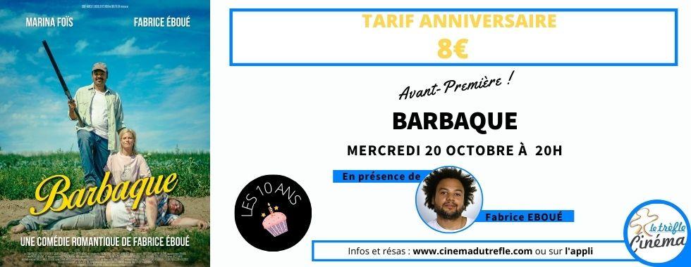 Photo du film Barbaque