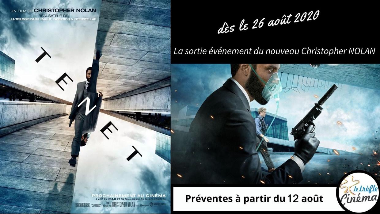 Photo du film Tenet